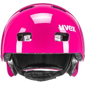 UVEX Kid 3 Helmet Barn pink dust